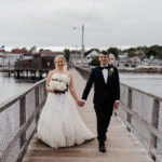 Emily Rittershaus and Benjamin Haggett Wed on Aug. 18
