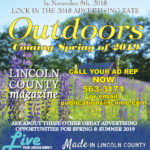Less Than a Month to Save on 2019 Lincoln County Magazine Ads