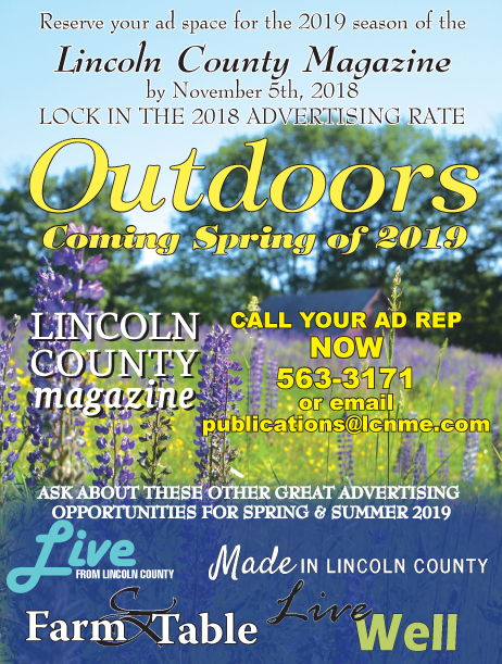 Less Than a Month to Save on 2019 Lincoln County Magazine