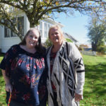 Sisters with Round Pond Roots Find Each Other, and Friendship