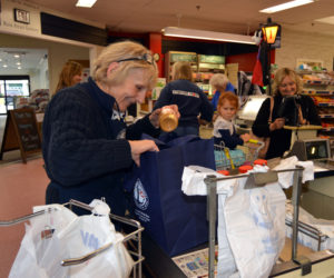 Main Street Grocery Offers Incentive to Reuse Bags
