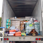 Truckers, Vets Organize Another Drive for Hurricane Relief