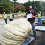 1,713-Pound Pumpkin Wins Weigh-Off in Damariscotta