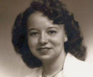 Evangeline B. Gibson