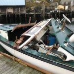 Lobster Boat Crashes Into South Bristol Bridge