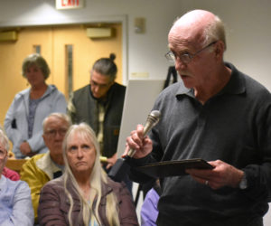 Candidates Talk Educational Funding, Opportunities at Waldoboro Forum