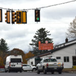 DOT Installs Turning Lights at Route 1-Route 220 Intersection