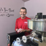 Crossroads Coffee Beans: Now Roasting on Westport Island
