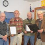 Westport Island Honors Cemetery Committee for Volunteerism
