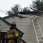 Six Departments Make Quick Work of Whitefield Fire
