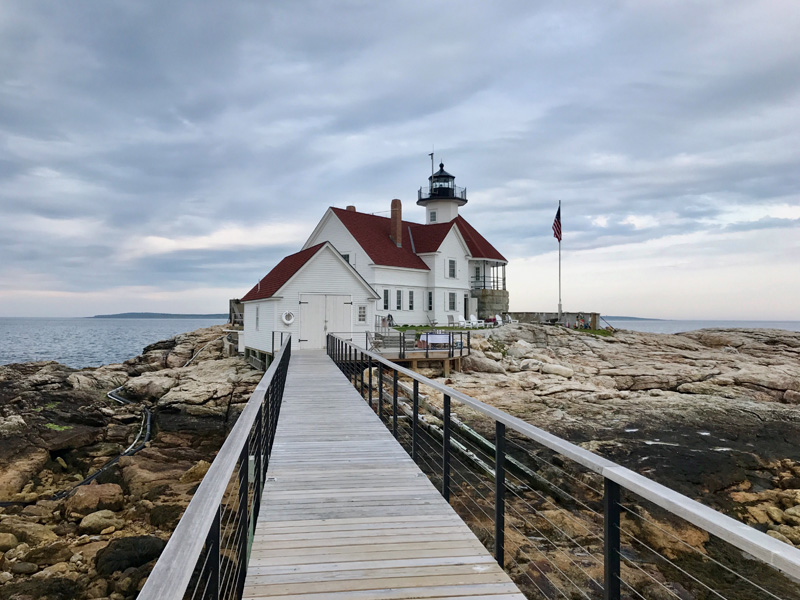 The Inn at Cuckolds Lighthouse