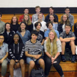 LA Debate Team Honored with 100 Club Membership