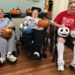Fancy Pumpkins Delight Cove's Edge Residents