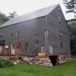 Field Course on Old Barns Starting Up in Waldoboro