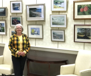 Kay Hannah Artwork Featured at First National