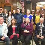 Whitefield Lions Club Inducts Leo Club Members