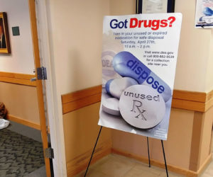 Medication Disposal Day is Oct. 27