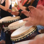 Monthly Drum Circle at River Arts