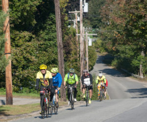 Share the Road with Carol Brings Out 39 Riders