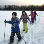 Midcoast Conservancy Offers Youth XC Ski Lease Program, Clinic
