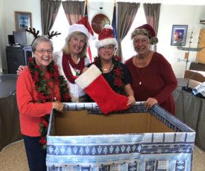 Wiscasset Announces Spirit of Giving Program