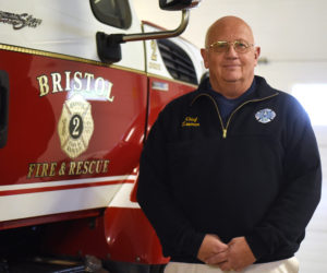 Leeman to Become Bristol's First Full-Time Fire Chief Monday