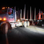 Collision of Car and Tractor-Trailer Closes Route 1 in Damariscotta