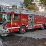 Dresden Fire Chief Makes Case for Ladder Truck