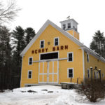Owner Plans to Transform Edgecomb's Merry Barn into Literacy Center