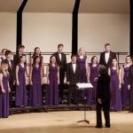 LA Lincolnaires Perform at South Portland Choral Fest