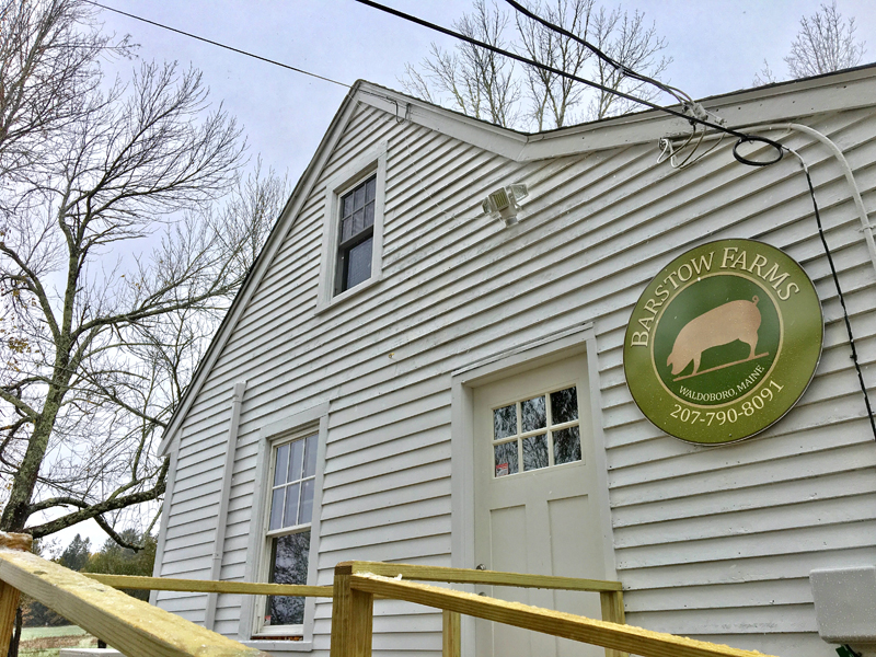 Barstow Farms Country Store in Waldoboro has farm-fresh meats and cheeses and home-cooked meals to go. (Suzi Thayer photo)