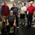 Building Camaraderie, Surviving Cancer at Wiscasset Community Center