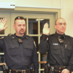 Wiscasset Swears in Two New Police Officers