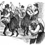 Contra Dance in Damariscotta