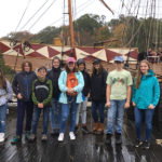 Damariscotta Montessori Students Travel to Virginia