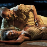 Fiennes on Lincoln Theater Screen in 'Antony & Cleopatra'