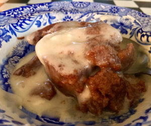 """<span class=""""entry-title-primary"""">Food, Life, and Manhattans</span> <span class=""""entry-subtitle"""">Pigging out with Wendy part 2: chocolate bread pudding and World Kindness Day</span>"""