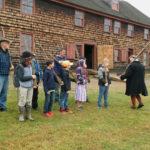 CCS Sixth-Graders Visit Fort Western