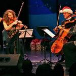 Free DaPonte String Quartet Holiday Concert is Dec. 9