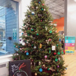 Great Start to CLC Y's Giving Tree Effort