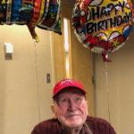 Kenneth Parker Chaney Celebrates 99th Birthday