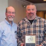 LincolnHealth's Genthner Gets Van Winkle Award