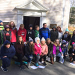 Miller Sixth-Graders Learn Local Church is Setting for Wyeth