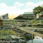 Pemaquid Mill a Unique Educational Opportunity for Schoolchildren