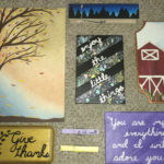 Rebekah Robertson Crafts, Art at CCS Fair