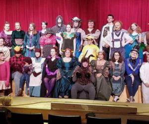 'Shrek the Musical' Coming up at MVHS