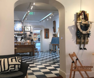 Grand Opening for Tidemark Gallery & Cafe is Nov. 24