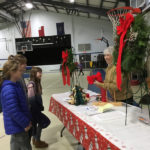 Wreath Fundraiser in Damariscotta