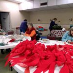 Christmas Bazaar, Wreath Sales in Damariscotta