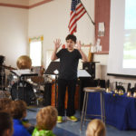 BCS Students Present on Solar Energy, School's New Panels